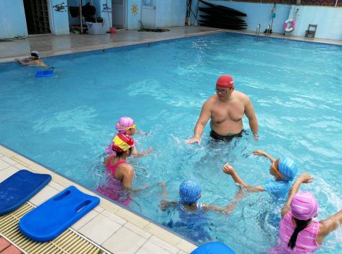 106.5.9-10游泳及國語文練習